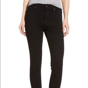 AG Adriano Goldschmied The Legging Black Jeans 🖤
